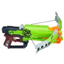 Lançador De Dardos Nerf Zombie Strike Crossfire A6764 Hasbro
