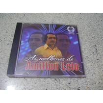 Cd - Amilton Lelo As Melhores De Amilton Lelo