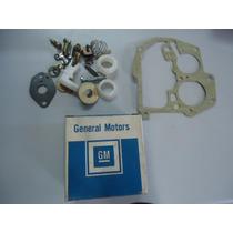Jogo Reparo Carburador Monza 87/88 Original Gm 52273202