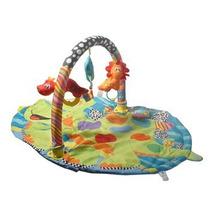 Promoção Tapete Ginásio De Atividades Para Bebê Dino Gym
