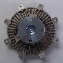 Motor Helice Radiador Ventilador Vento Mitsubishi L200 Gls 2