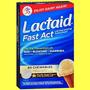 Lactaid Fast Act 60 Cápsulas Mastigáveis