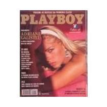 Revista Playboy Adriane Galisteu Nº 241 Agosto 1995
