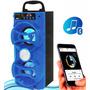 Caixa Caixinha Som Amplificada Bluetooth Mp3 Usb Cartao 106