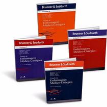 Livro Enfermagem Kit 6 Livros + Bolsa