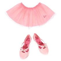 Sapatilha Infantil Grendene Barbie Ballet - 26 Ao 33 - Rosa