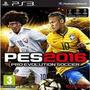 Pes Pro Evolution Soccer 2016 Ps3 Em Português - Cód. Psn