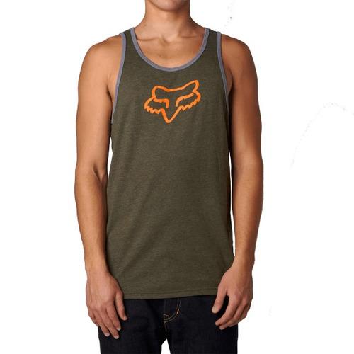Camiseta Regata Fox Ageless Fheadx Verde M ( m ) Rs1