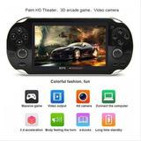 Video Gamer Portátil Jogos Nes Nintendo Sega Gba Mp4 Filmes
