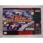 Super Nintendo : F1 Pole Position Original C/ Caixa Locadora comprar usado  Piratininga