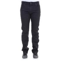 Calça Masculina Quiksilver Jeans Slim Fit Arto Black