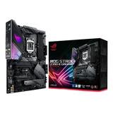 Placa-mãe Asus Rog Strix Z390-e Intel Lga 1151 9º Geração