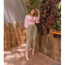 41175b7f2 Busca Calca rosa feminina com os melhores preços do Brasil ...