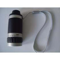 Mini Luneta / Lente Telescópica Zoom 8x Fixo