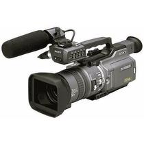 Filmadora Sony Dsr Pd 170 Completo Todos Os Acessórios