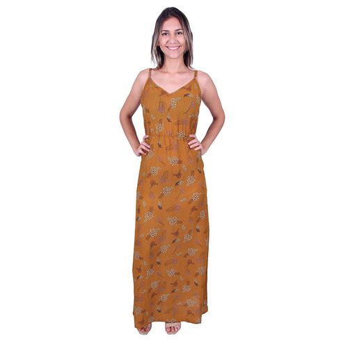 0440a6e3398 Vestido Longo Alcinha Ellabelle U-1002 - Asya Fashion
