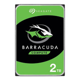 Disco Rígido Interno Seagate Barracuda St2000dm008 2tb