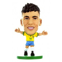 Mini Craque Soccerstarz - Neymar - Brasil