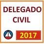 Curso Delegado Polícia Civil 2017 Dicursiva 2016/2