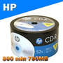 100 Cdr Hp 52x  Logo  Original.