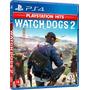 Jogo Watch Dogs 2 Ps4 Mídia Física Novo  Português Original