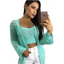 c8c613849f2c Busca Croped tricot com os melhores preços do Brasil - CompraMais ...