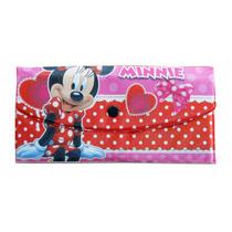 Carteira Infantil Minnie - Brilha Festa
