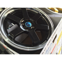 Roda Volk Racing K57 Te37 Aro 15 Tala 7,5 Civic Corolla Golf