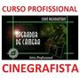 Curso Pro De Filmagem Cinegrafista + 3dcam | Software + Pdf