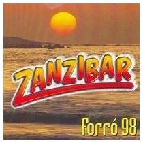 Cd Zanzibar Forró 98