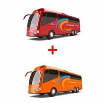02 Brinquedo Onibus Infantil Roma Bus Executive