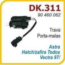 Atuador Trava Eletrica Porta Malas Astra Zafira Vectra 97/