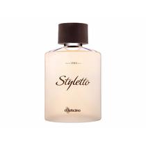 Novo Perfume Deo Colonia Boticario Styletto, 100ml