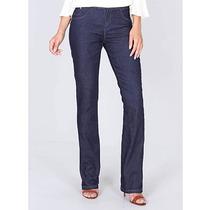 Calça Jeans Boot Cut Feminina Max Denim