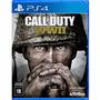 Call Of Duty Ww2 Ps4 World War 2 Wwii Midia Física - Lacrado