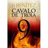 Livro Operação Cavalo De Tróia 9 J.j. Benitez Livro Novo