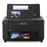 Impressora A Cor Fotográfica Epson Picturemate Pm-525 Com Wi-fi 110v/220v Preta