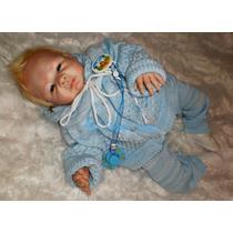 Vendo Bebê Reborn João Gabriel