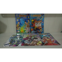 5 Revistas Especiais Turma Monica Jovem N 1 - Frete Grátis