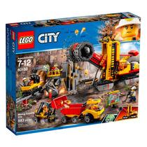 Lego City - Área Dos Mineradores - 60188