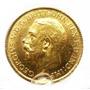 Moeda Ouro 22k Libra Esterlina 1914 Georgivs