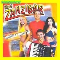 Cd Forró Zanzibar Mulher Nota 10