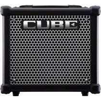 Cubo Amplificador Roland Cube-10gx - Cube Kit Ios E Android