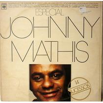 Vinil / Lp - Johnny Mathis - Especial 14 Sucessos