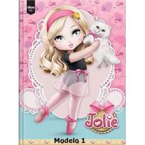 Caderno Brochura Jolie Bailarina - Tilibra