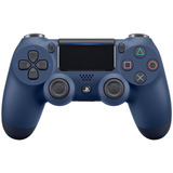 Controle Joystick Sony Dualshock 4 Midnight Blue