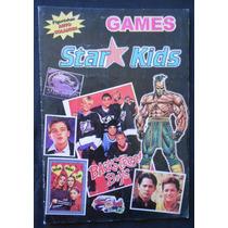 Games Star Kids - Álbum De Figurinhas