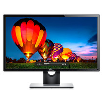 Monitor Led Full Hd Ips 23,8  Widescreen Dell Se2416h Preto