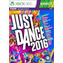 Jogo Just Dance 2016 Xbox360 Ntsc Midia Fisica Original