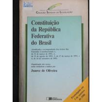 Constituição Da Republica Federativa Do Brasil - 9 Edição